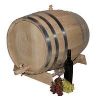 100 liter oak barrel Australia