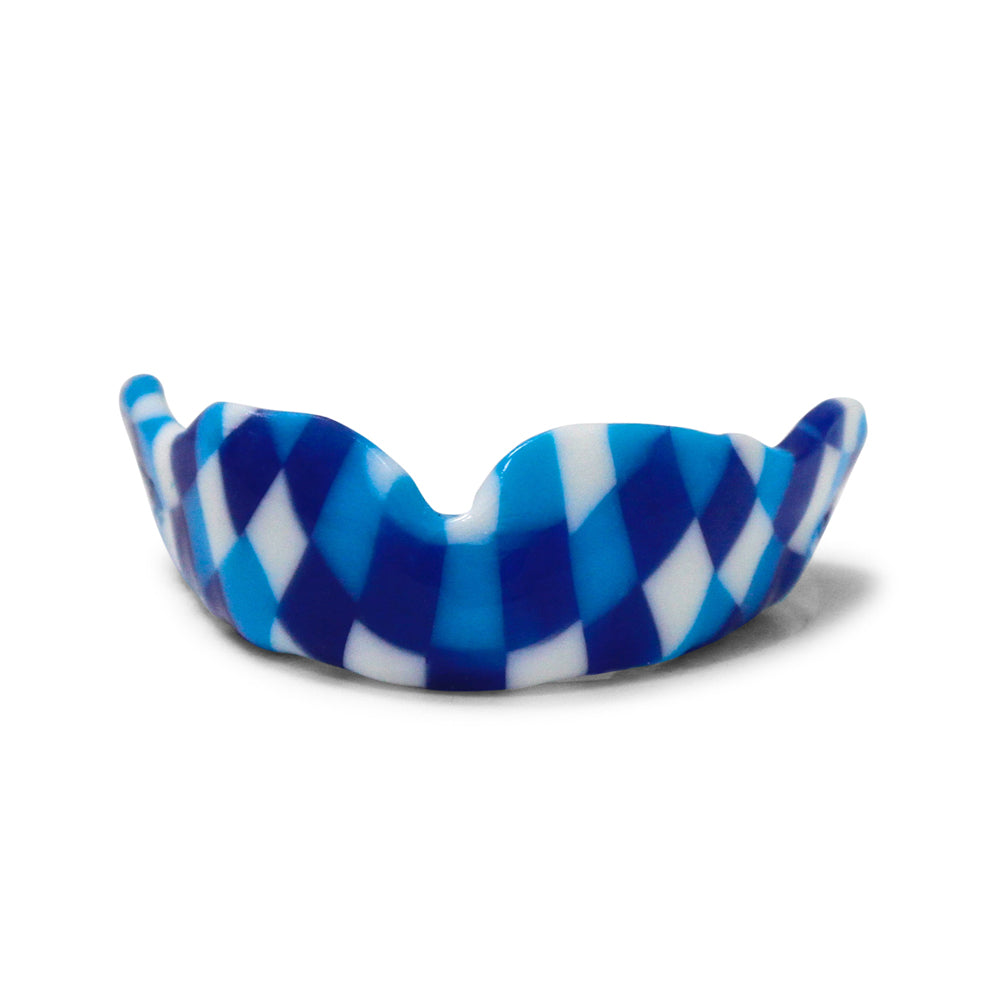3 Colour Harlequin Gumshield