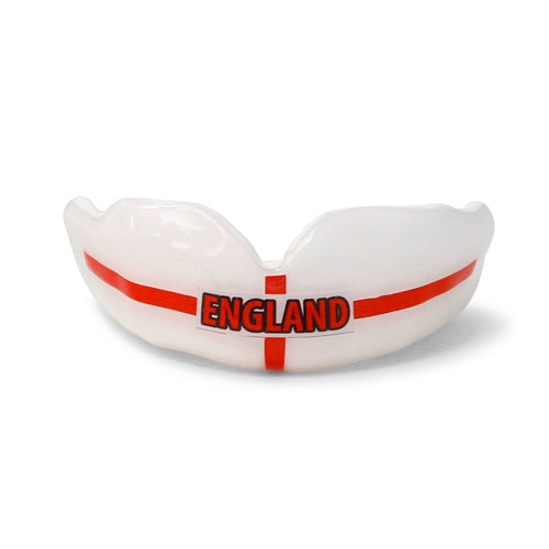 England Cross Gumshield - Gumshields - Mouthguards