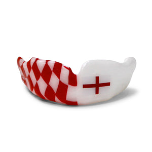 English Half Harlequin Gumshield