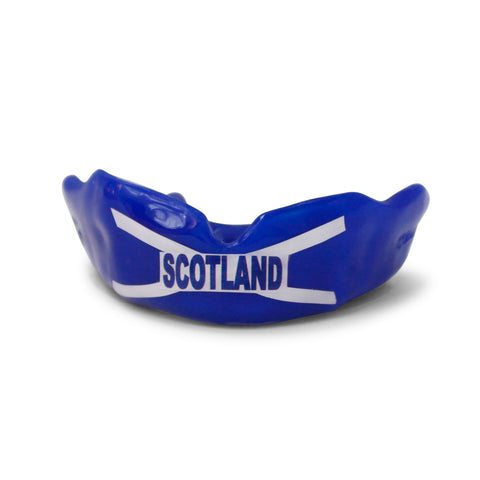 Scottish Motif Gumshield - Custom Gumshield - Custom Mouthguard