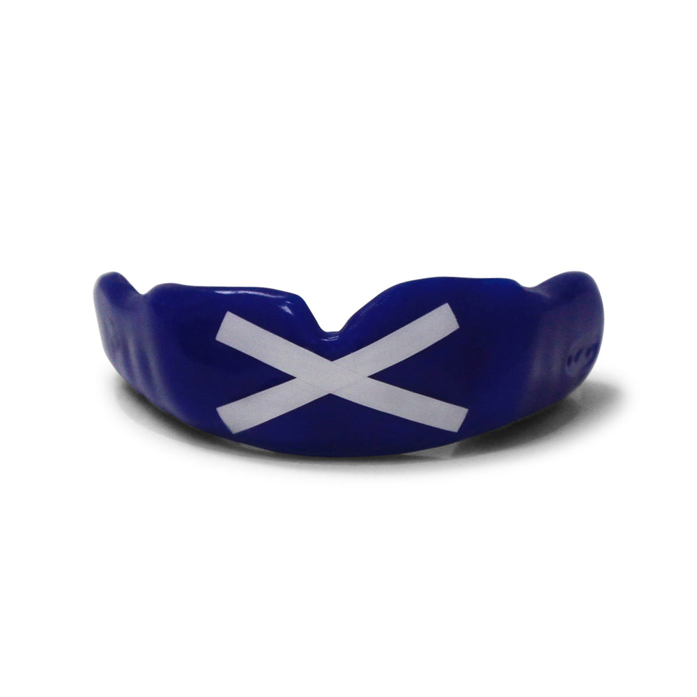 Scotland Cross Gumshield - Custom Gumshield - Custom Mouthguard