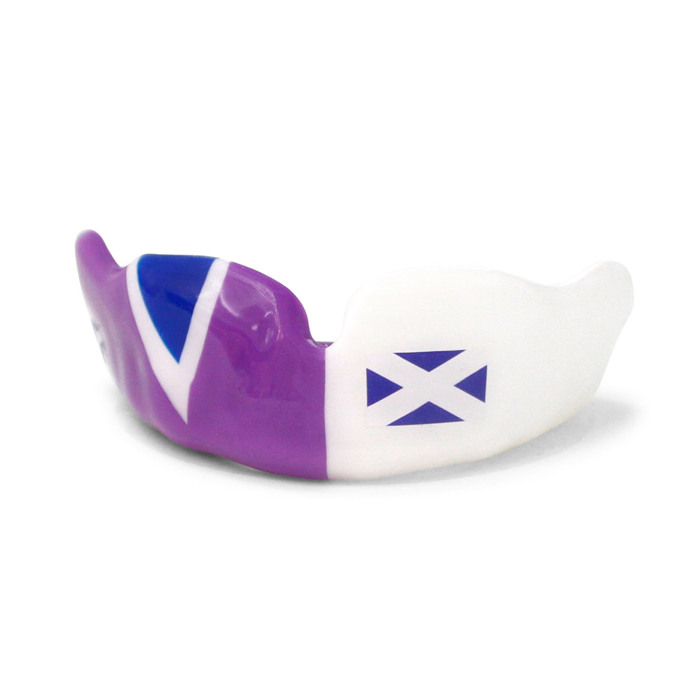 Scottish Union Jack Gumshield - Custom Gumshield - Custom Mouthguard