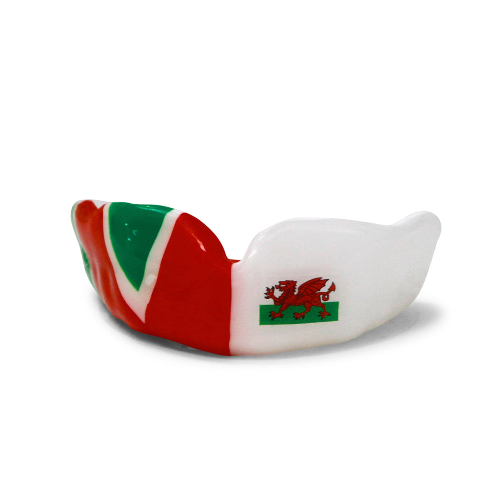 Welsh Union Jack Gumshield - Gumshields - Mouthguards