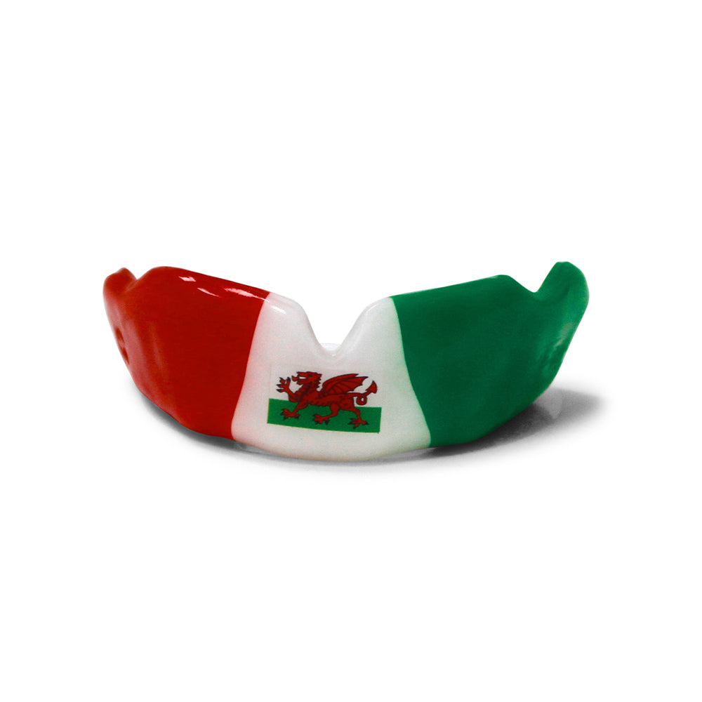 Welsh 3 Stripe Gumshield - Gumshields.com