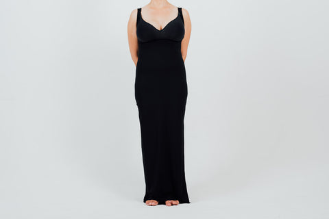 Freedom Maxi Dress (Black)
