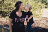 Breastfeeding Is My Cardio Tee