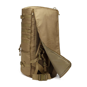 Large Tactical Backpack Upgraded Version 55 Liters