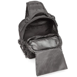 Crazy Ants Tactical Sling Bag Rover Molle waist Pack