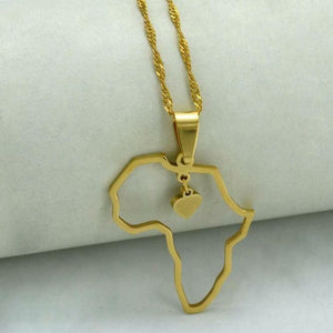 Collier African Love