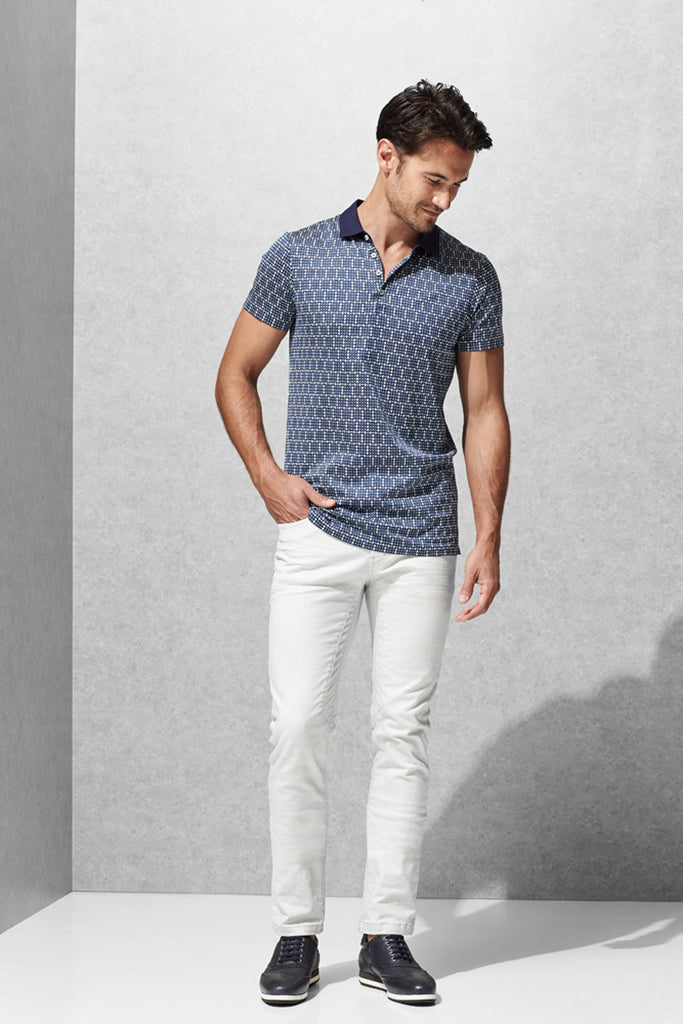 How to Wear New Season Polos