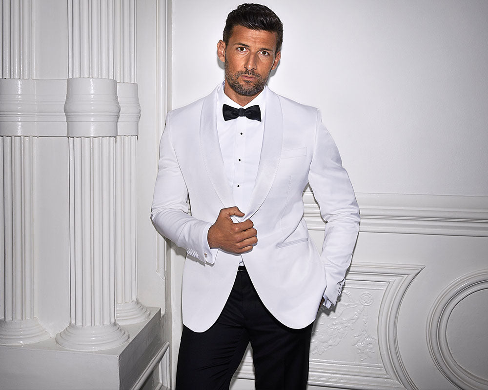 Tim Robards Talks Suiting