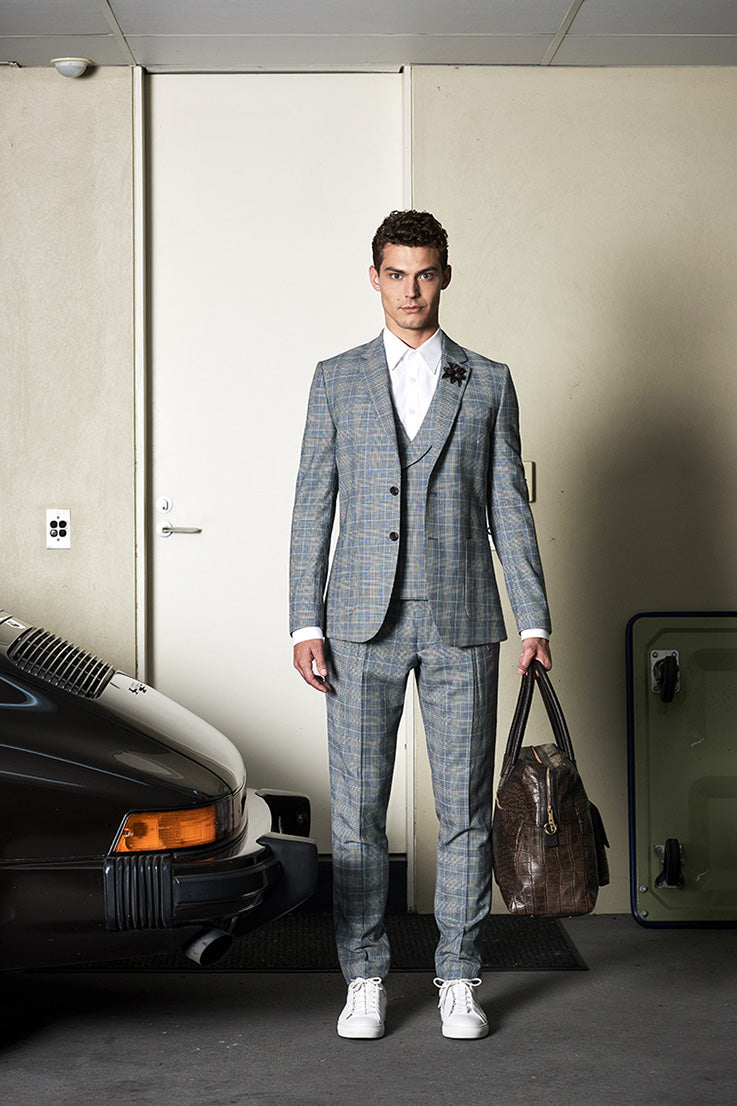 Suiting Look 7