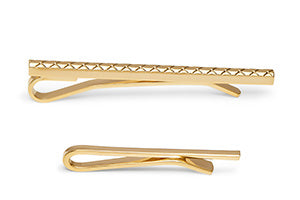Calibre Slim Tie Bar Set