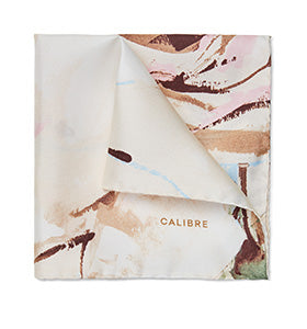 Calibre Sutton Pocket Square