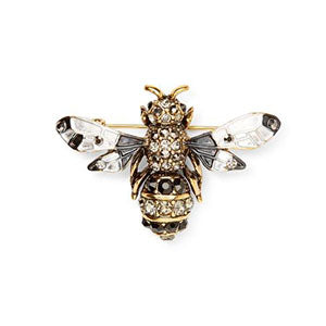 Enamel Bee Badge | Calibre