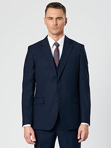 Navy Cocktail Suit