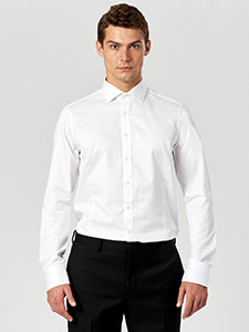 White Cocktail Shirt