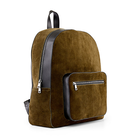 Calibre Suede Backpack
