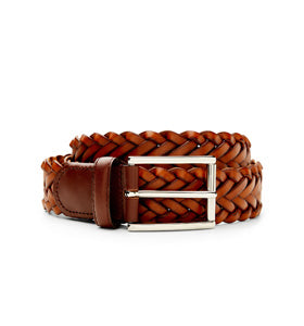 Calibre Multi Woven Leather Belt