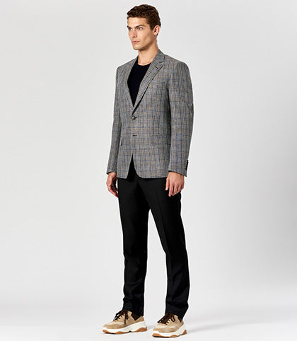 Calibre Check Blazer
