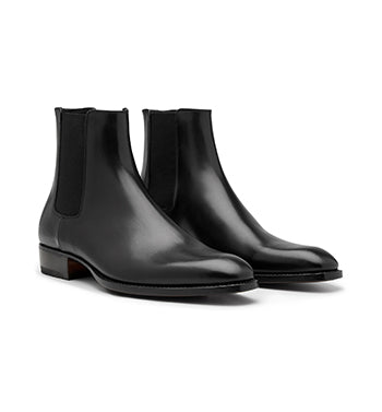 Calibre Handmade Leather Chelsea Boots