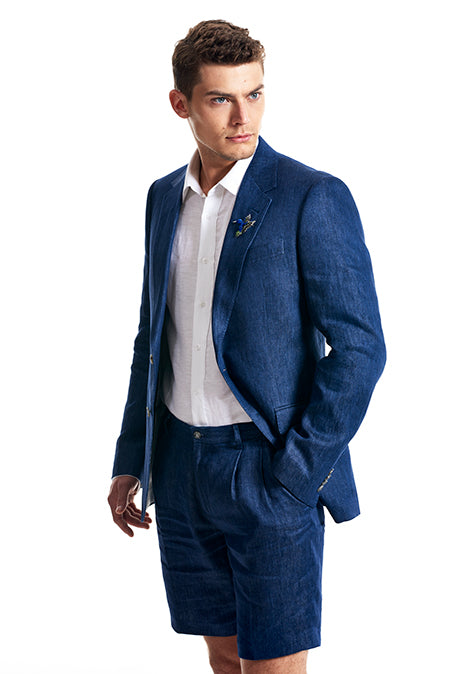 Calibre Men's Denim Blazer