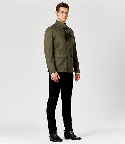 Calibre Olive Field Jacket