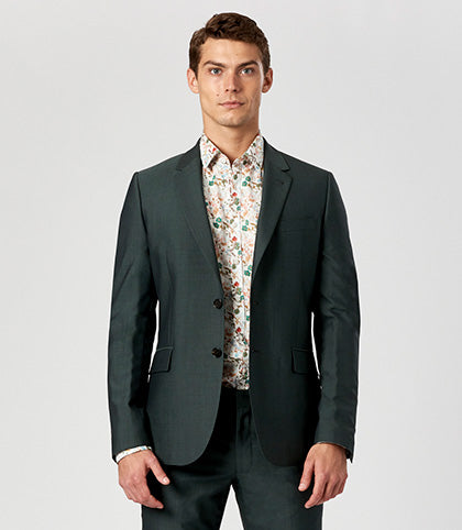 Calibre Forest Green Suit