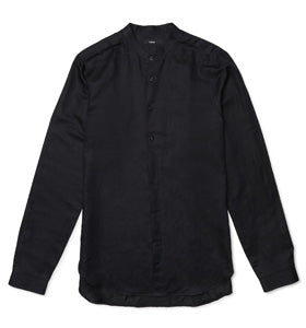 Calibre Long Sleeve Linen Shirt