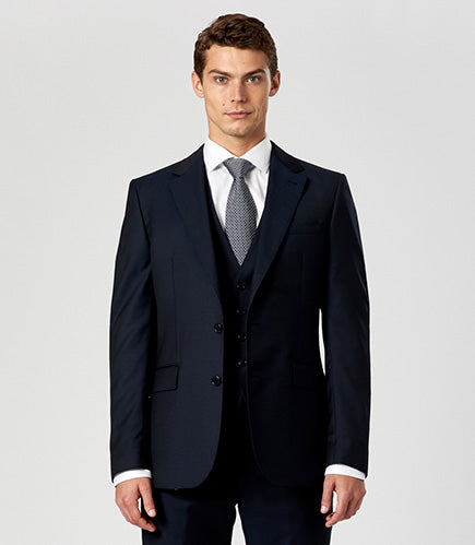Calibre Men's Navy Tailored Suit