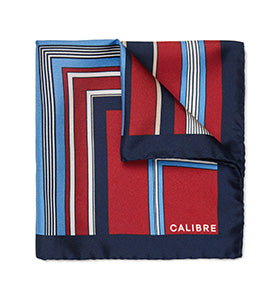 Calibre Bentley Men's Pocket Square