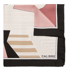 Calibre Men's Pocket Square