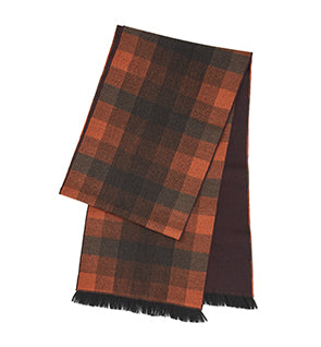 Calibre Men's Reversible Scarf