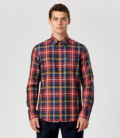 Calibre LS Check Shirt
