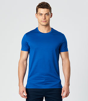 Calibre Men's Blue Crew T-Shirt