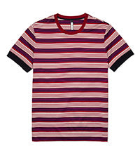 Calibre Triple Stripe Shirt - Magenta