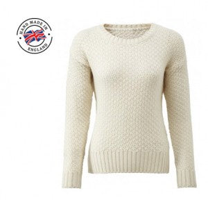 Ladies merino sweater