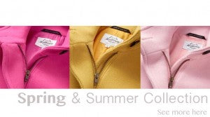 Montgomery spring summer collection banner