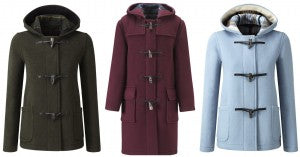 Winter Coats Guide Duffle Coats UK