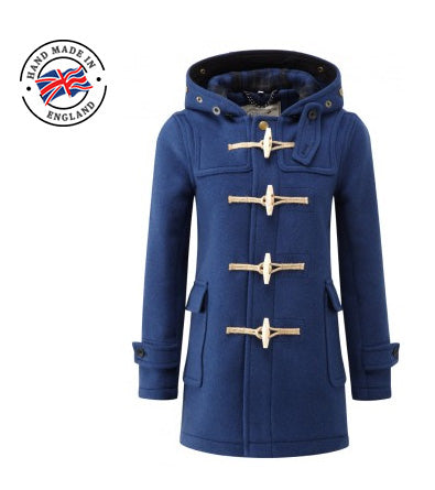 blue ladies dufflecoat uk