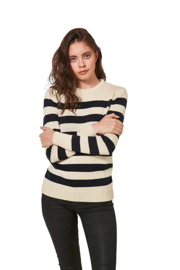 BRETON MERINO SWEATER FOR WOMEN