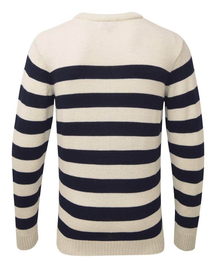 Men's Breton Merino Sweater