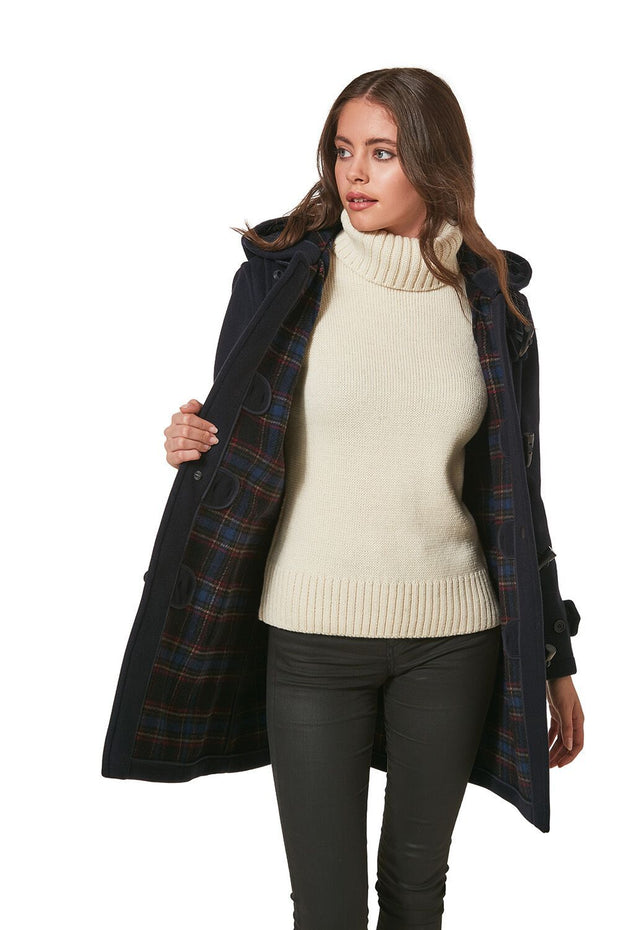 Women's Super Slim Haji Duffle Coat