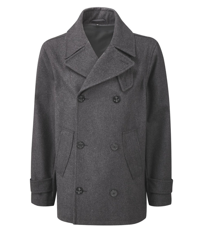 Men's Pea Coat