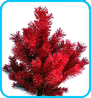 Floc Sapin Rouge