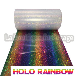 Flex Blaze Holographic Rainbow