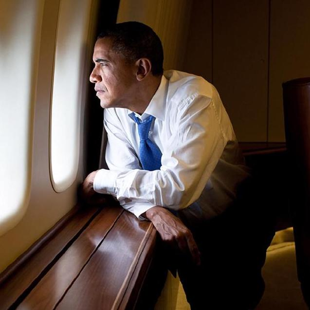 Obama on travel...
