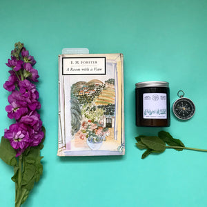 A Room With a View + Chiswick Herb candle