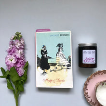 Load image into Gallery viewer, Mapp and Lucia + Sweet Midsummer candle